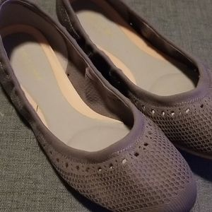 Women Cole Haan Slip On Shoes size 9 Gray